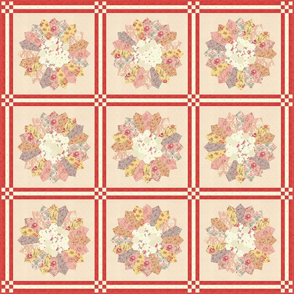Free Download Pattern by Moda