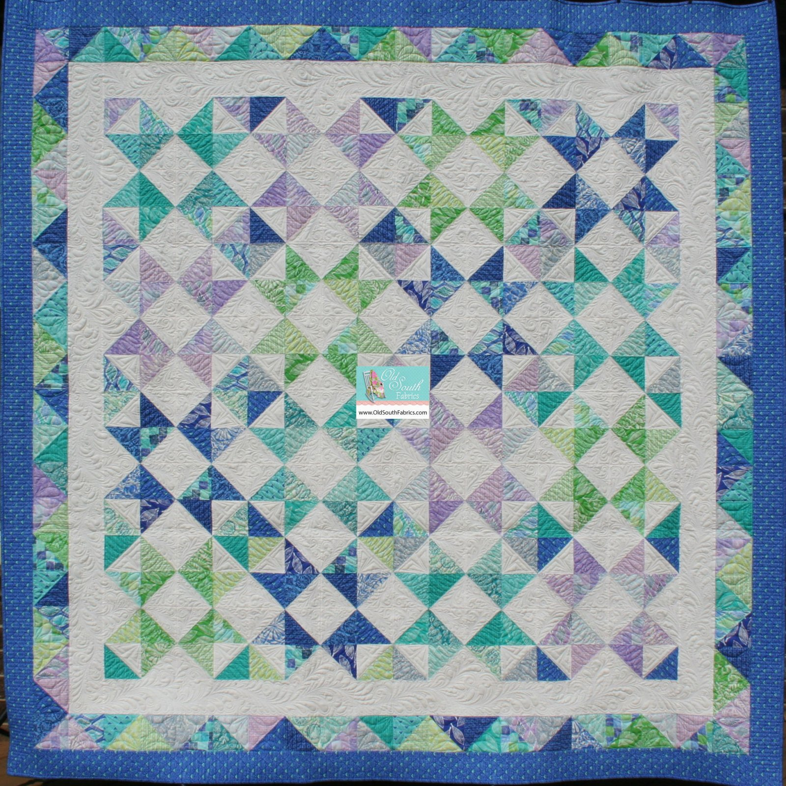 Horizon quilt kit fabric by kate spain for moda - Quilt rits ...
