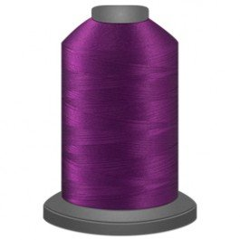 Violet - 40255 - Cone - 5000 yds - Trilobal Poly No. 40 - King Glide
