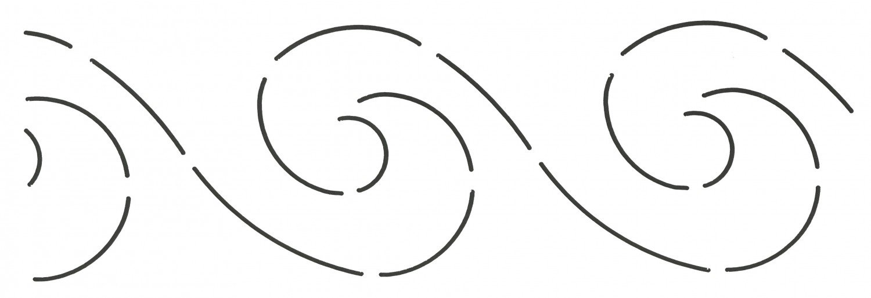 Quilting Design Stencils