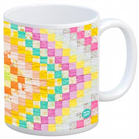 Diamonds Vintage Mug