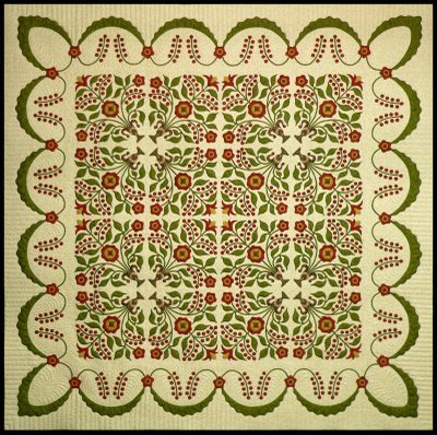 Lily Rosenberry Quilt