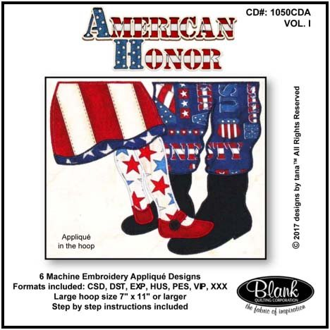 CD American Honor 1050A