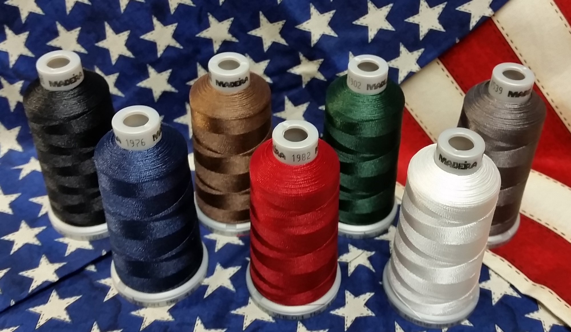 American Honor Applique Thread Kit