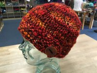Caracol Knitted Hat