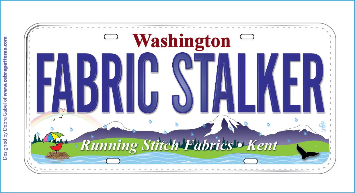 Fabric Plate 2015