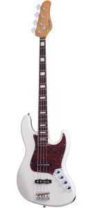 Schecter Diamond J-Plus in Ivory