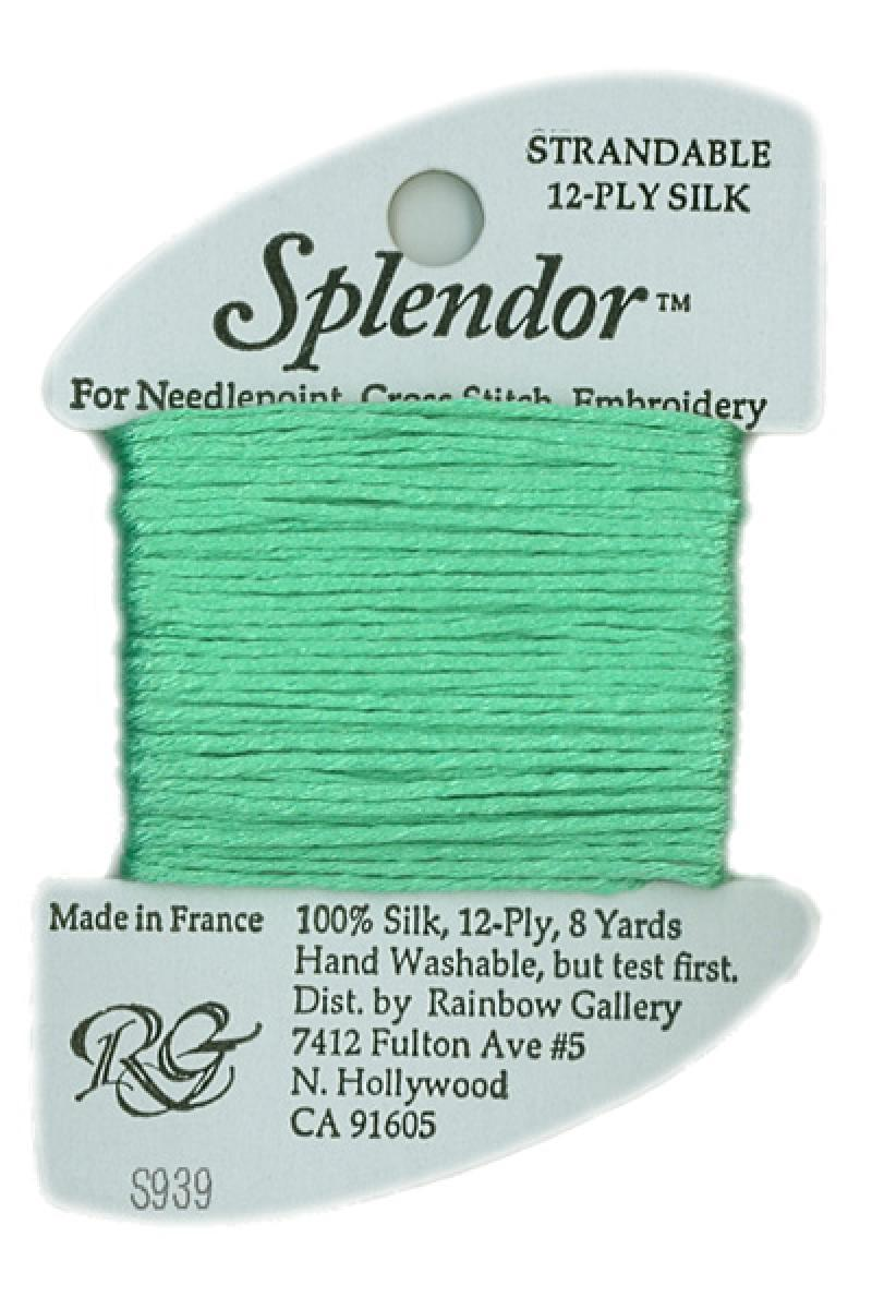 S0939 Pale Green