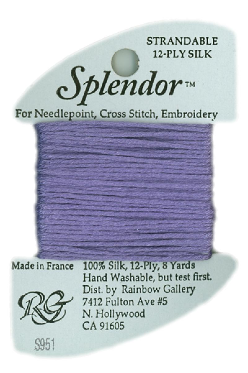 S0951 Muted Purple
