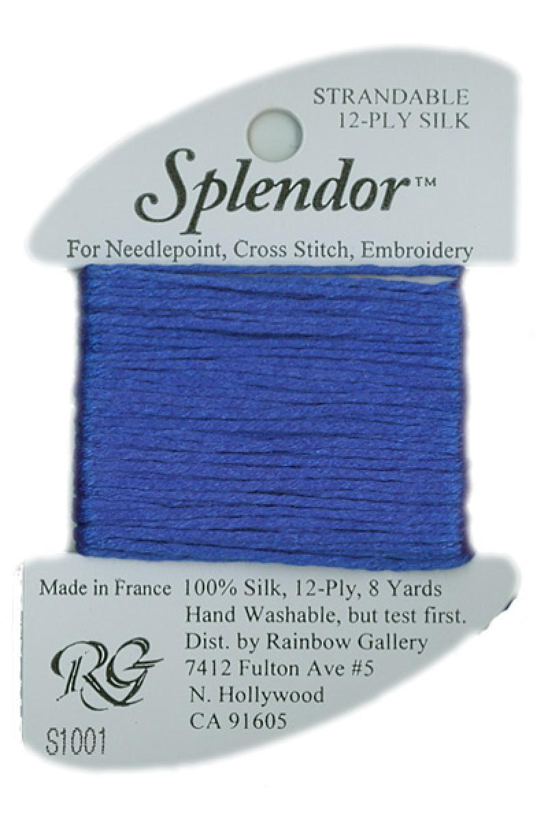 S1001 Dark Delft Blue
