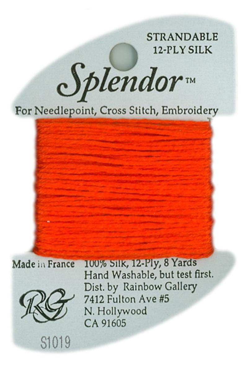 S1019 Orange Red