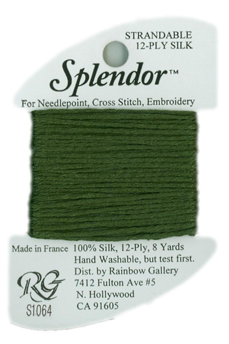S1064 Dark Fern Green
