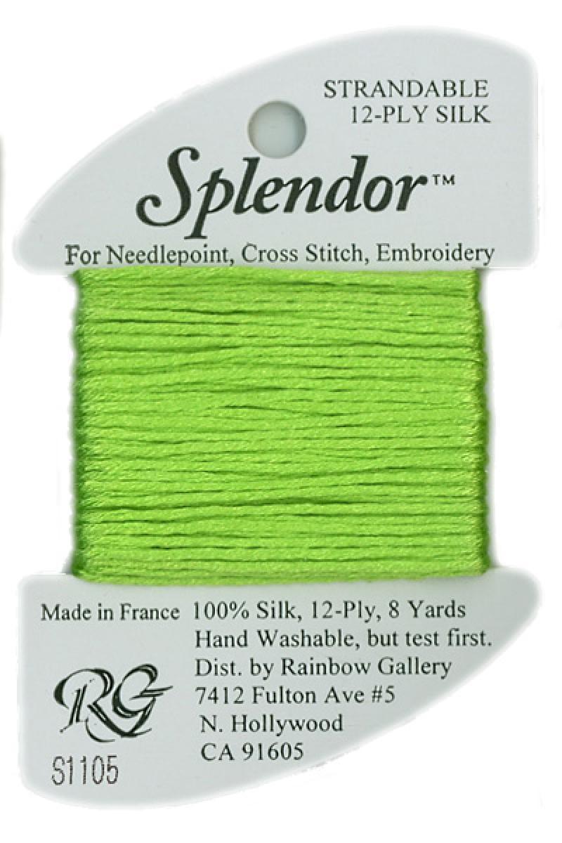 S1105 Neon Green