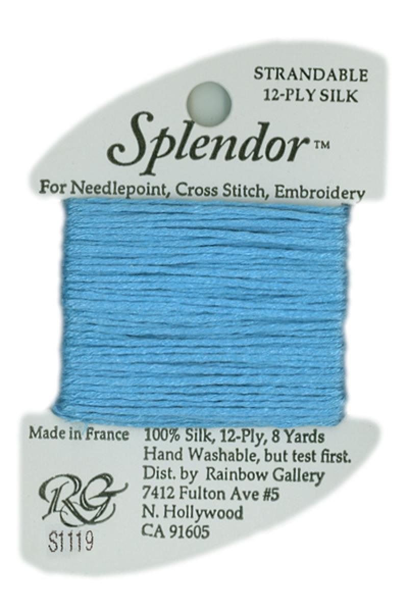 S1119 Lightest Electirc Blue