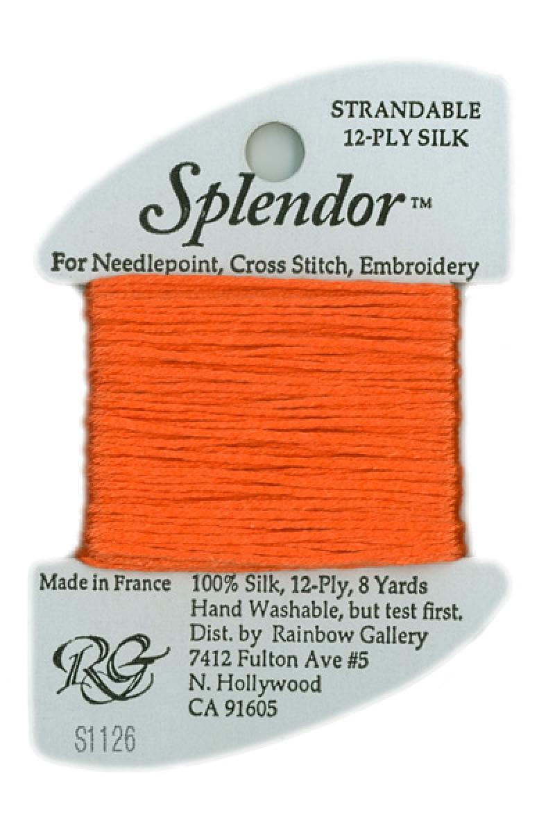 S1126 Lite Orange Red
