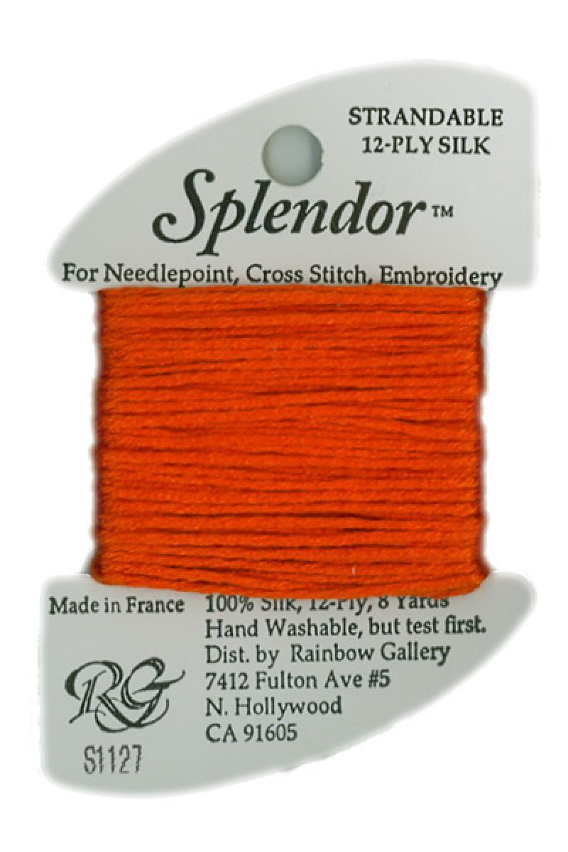 S1127 Medium Orange Red