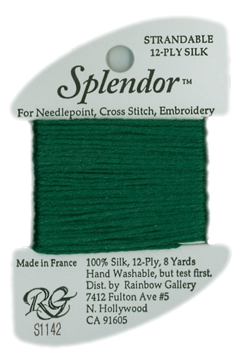 S1142 Dark Apple Green