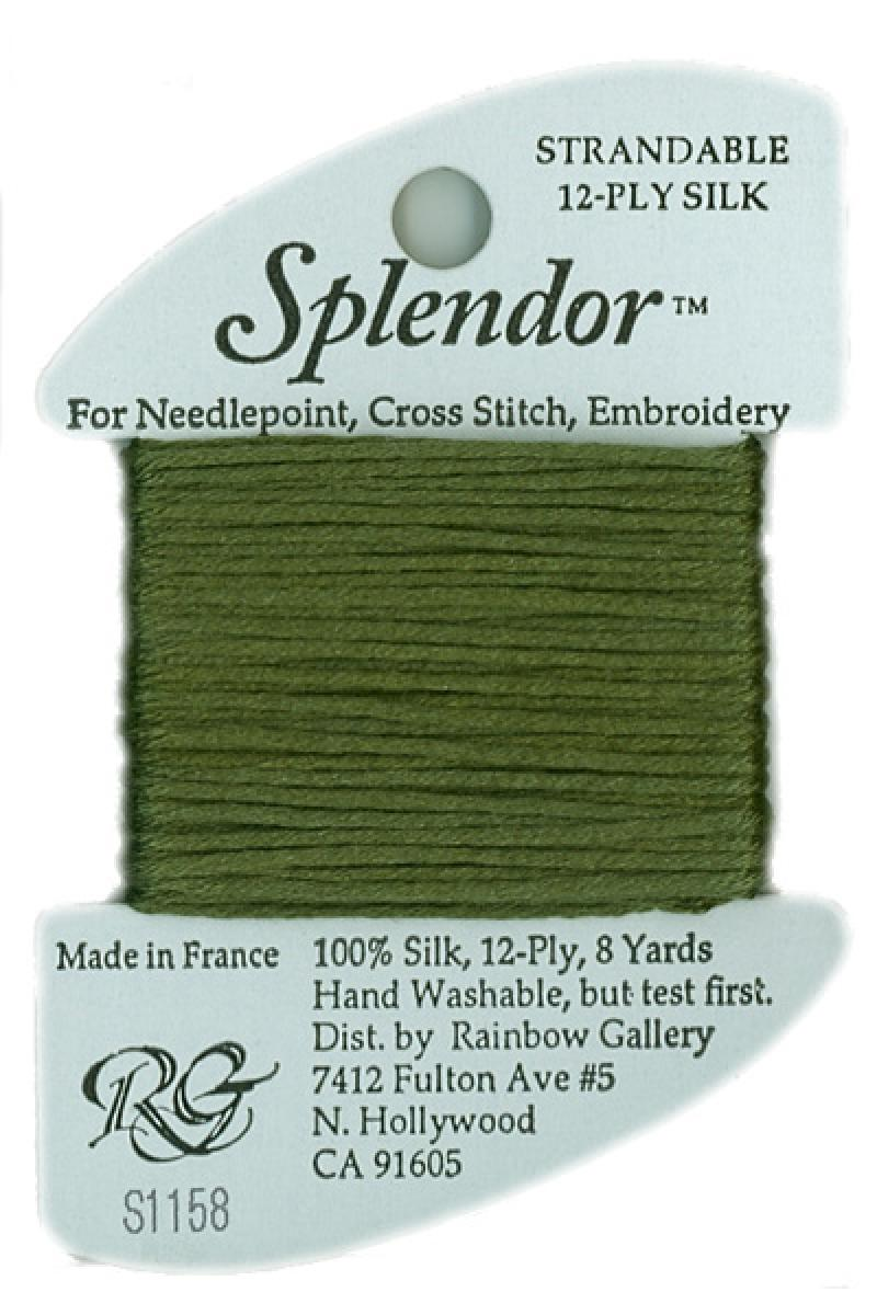 S1158 Medium Fern Green