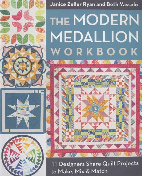 Modern Medallion Workbook - Softcover - 11089