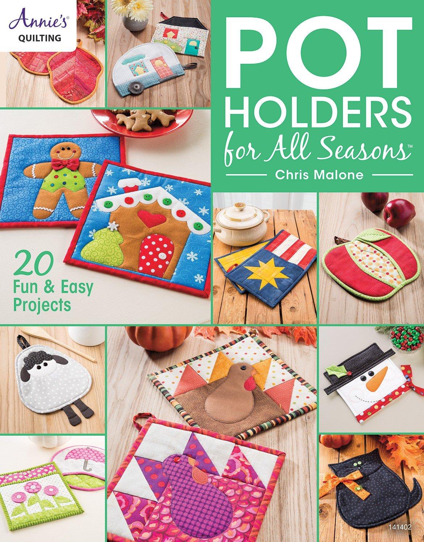 Pot Holders for all Seasons - 141402
