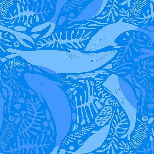 Blue Whales - 7835-B