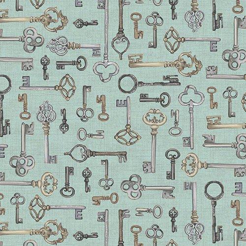Teal Keys - TP-1441-B