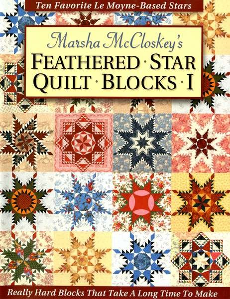 Feathered Star Quilt Blocks I - FSP10