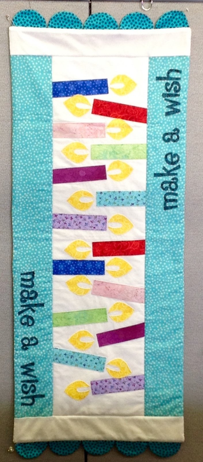 May Table Please - Make A Wish Table Runner- TPMYK-01