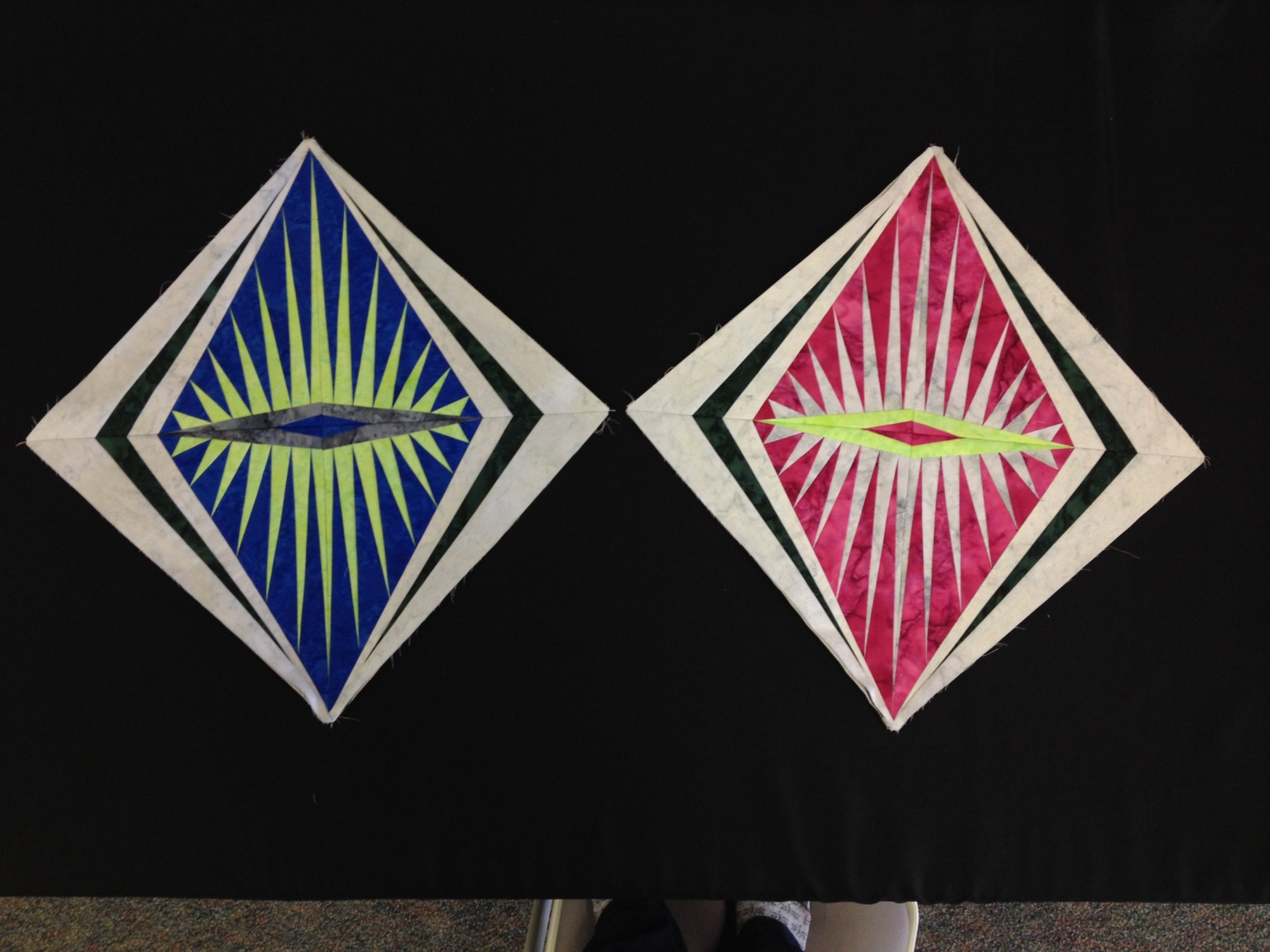 Empire Place - Block #1 Fabric Kit - Buffalo City Hall - EPK1-001