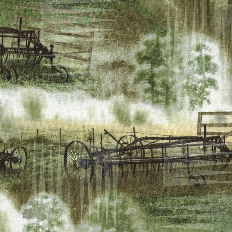 Meadow Tractor - JN-C2902