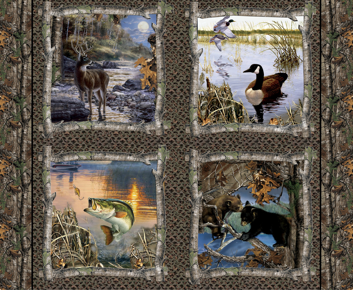 Realtree From Print Concepts