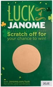 Luck of Janome