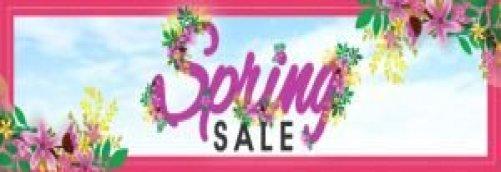 Janome Spring Sale