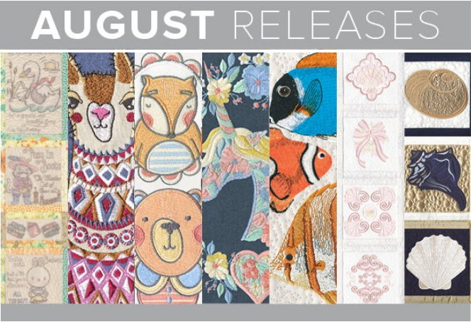 Anita Goodesign August 2016 Releases