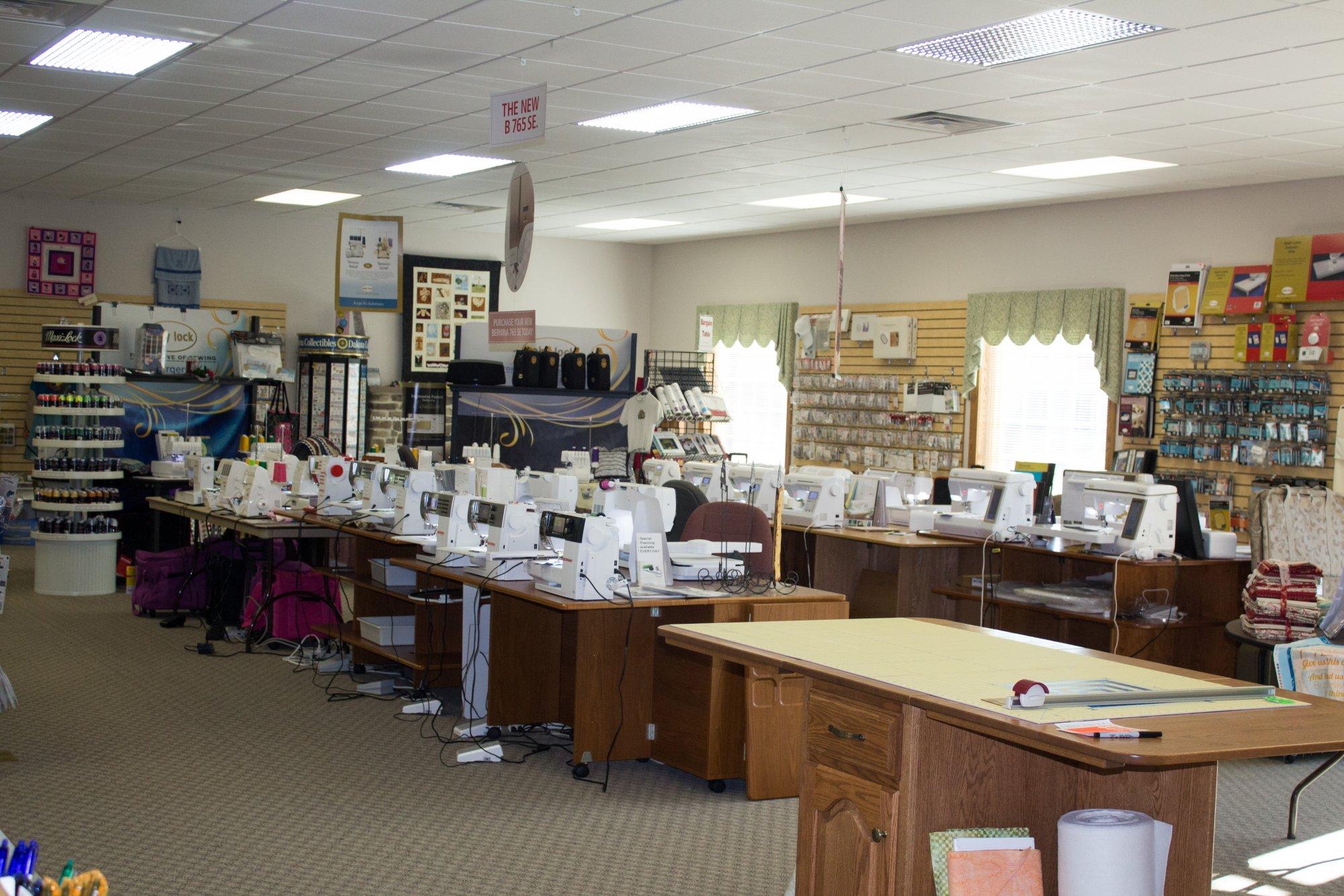 baby lock sewing machine dealer