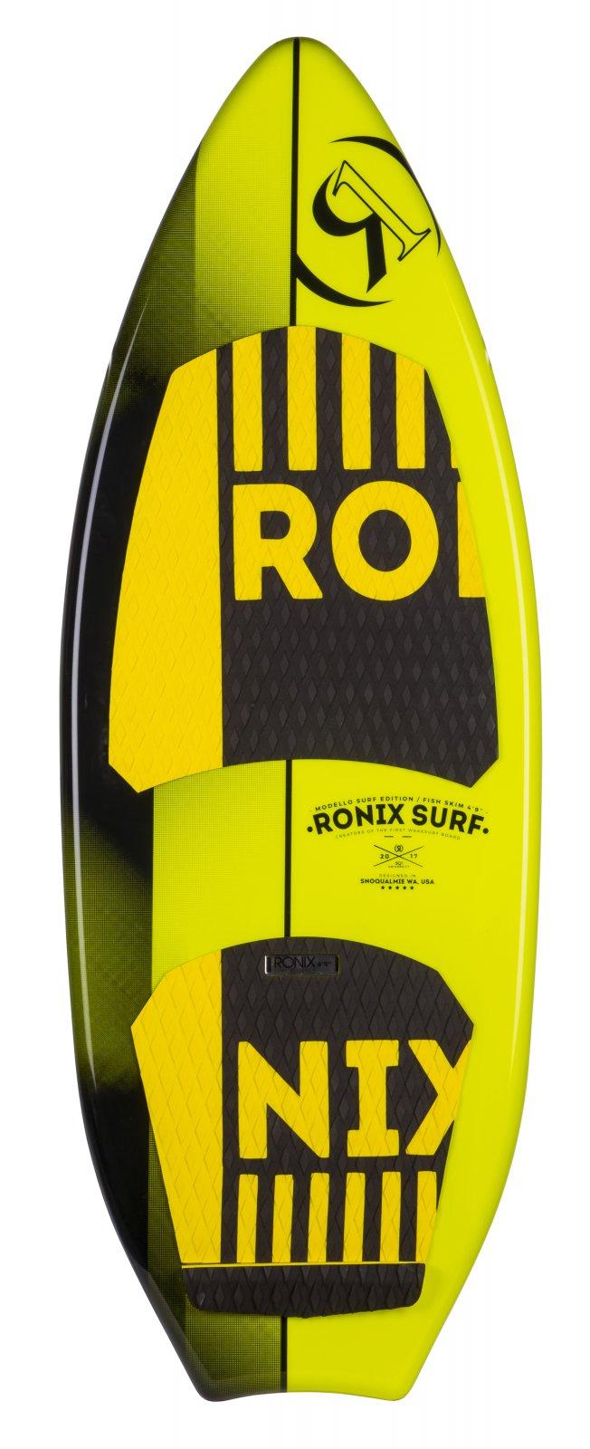 2017 RONIX MODELLO SURF EDITION FISH SKIM