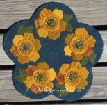 Home Sweet Home Needle Case Wool Applique Kit By Woolkeeper