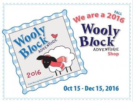 Wooly Block 2016