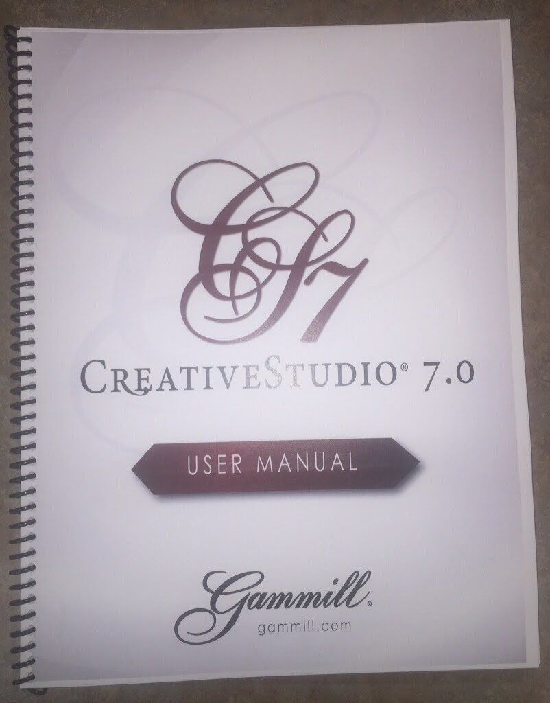 CreativeStudio7 Book