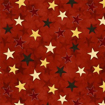 Date Night Stars On Red 745181298753