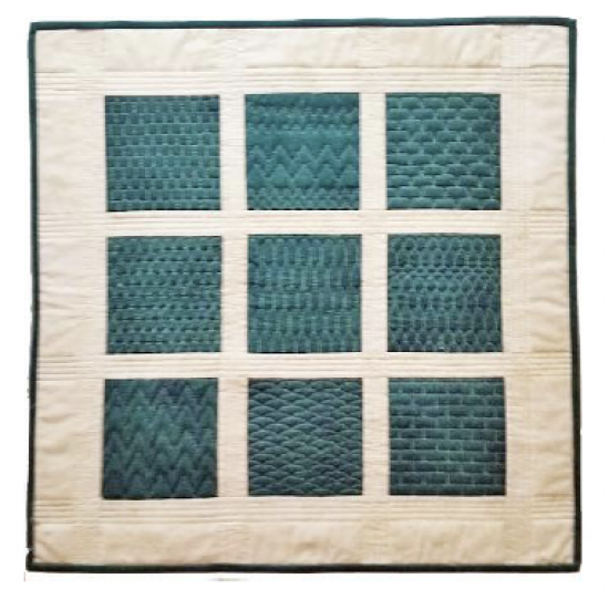 Quilting with Rulers in Canon City