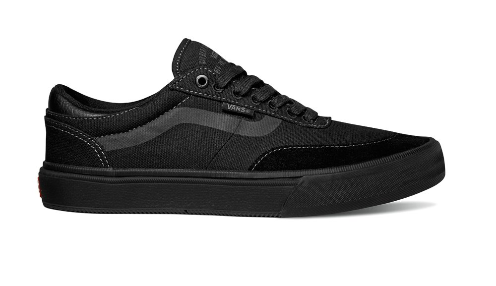 7ab5d69c68d79c vans old skool pro blackout - Ecosia
