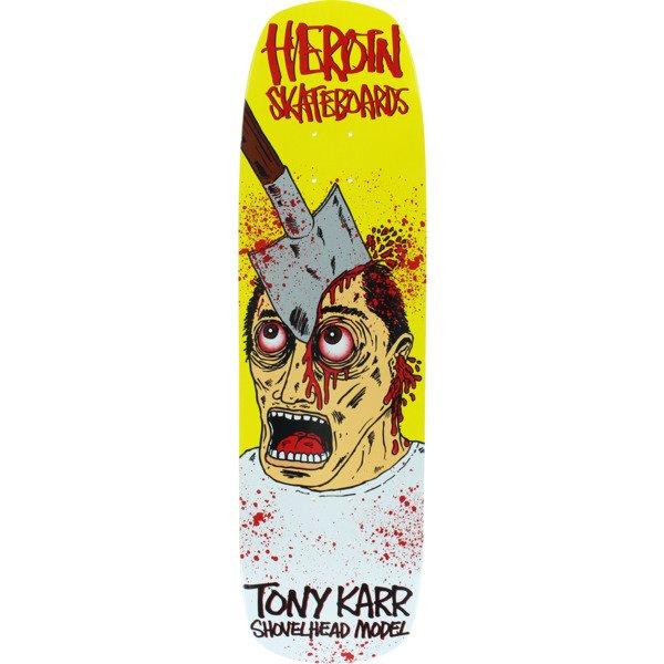Heroin Tony Karr Shovelhead Model 8.6 x 32.38