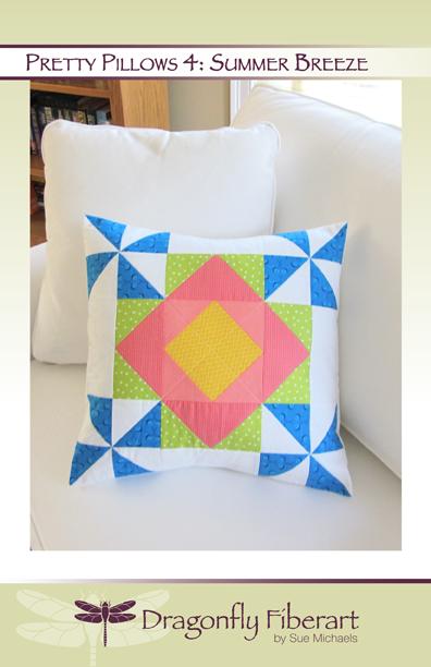 Pretty Pillows 4:  Summer Breeze