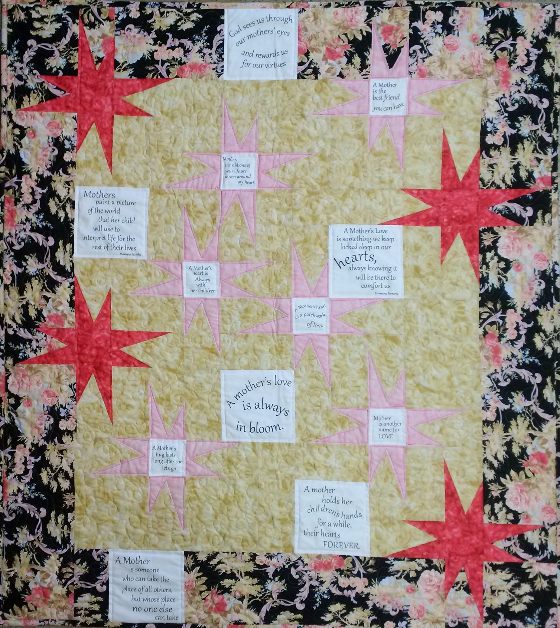 Christmas Bulb 2A Quilt Foam Board