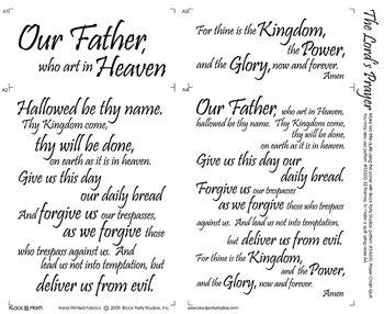 Prayer Chain Pack w/ Free Prayer Chain Pattern