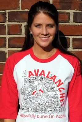 AVALANCHE! Tee Shirt
