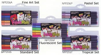 Fine Art Brush Tip Set