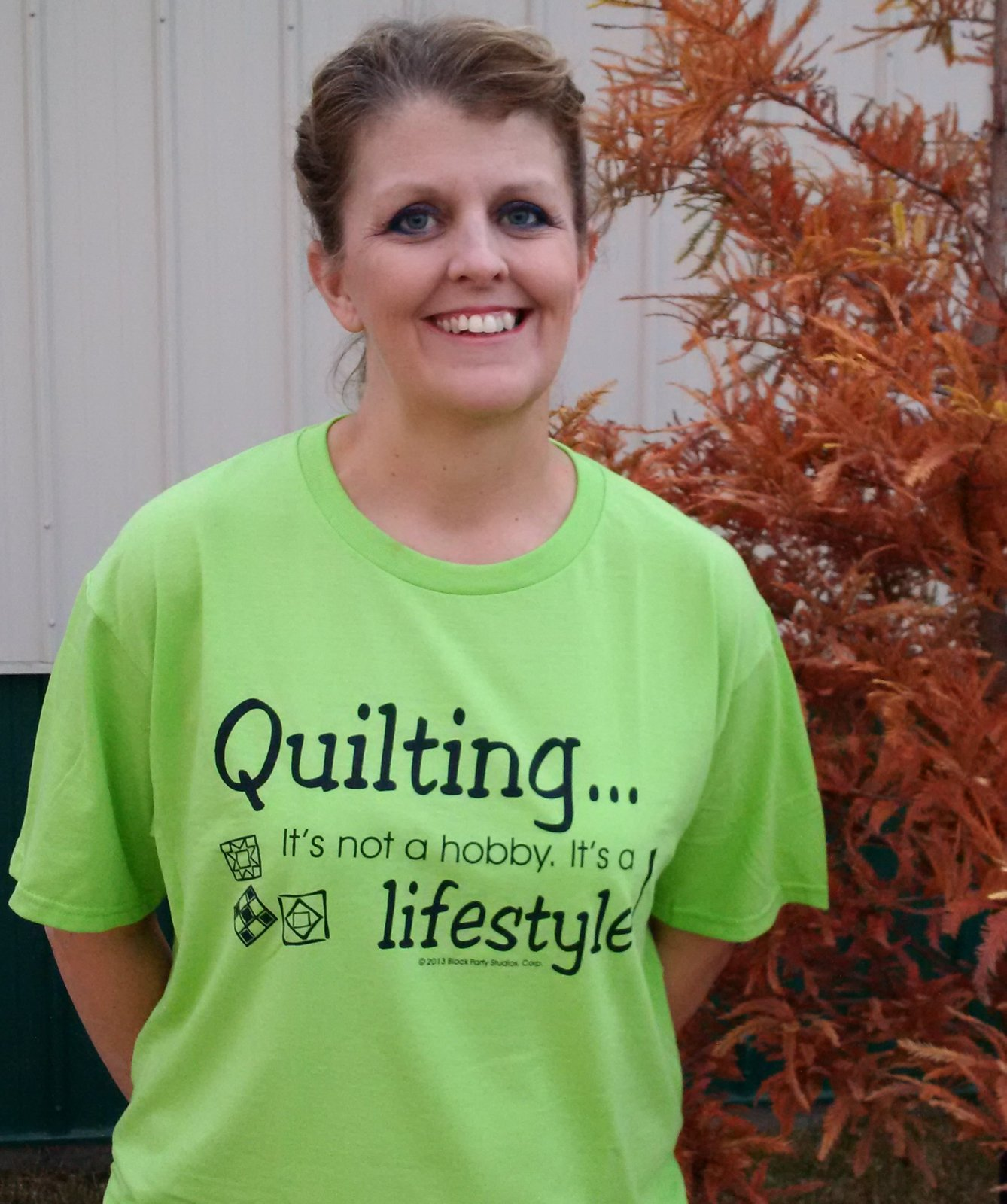 Quilting, It's Not a Hobby T-Shirt