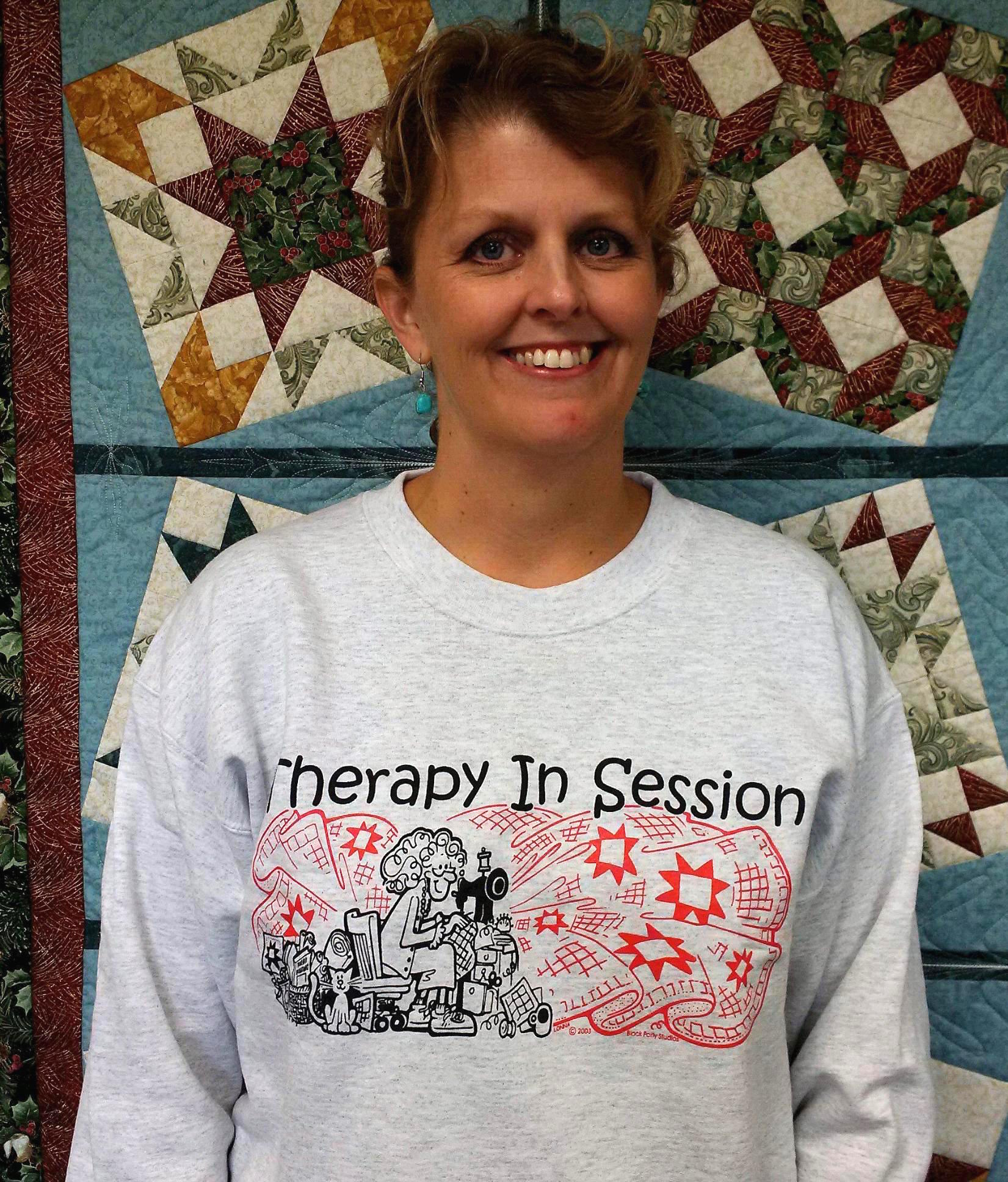 Therapy in Session Sweatshirt